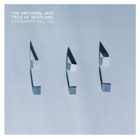 THE NATIONAL JAZZ TRIO OF SCOTLAND - Standards Vol. III : LP