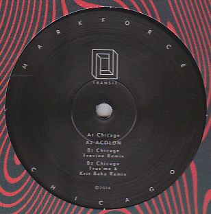 MARK FORCE - Chicago : 12inch