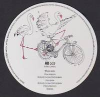 ROBIN ORDELL - Jc EP, Vera Remix : HALF BAKED (UK)