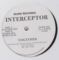 INTERCEPTOR - Together : 12inch