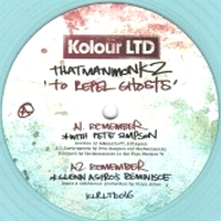 THATMANMONKS - To Repel Ghosts : 12inch