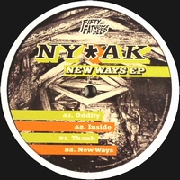 NY*AK - New Ways EP : FIFTY FATHOMS DEEP (UK)