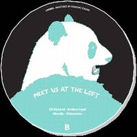 VARIOUS ARTISTS - Meet Us At the Loft E.P. : 12inch