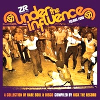 VARIOUS - NICK THE RECORD - Under The Influence Vol.4 : CD
