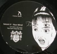SATURN V - Your Mind : 12inch