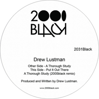 DREW LUSTMAN - A Thorough Study : 12inch