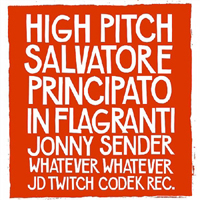 IN FLAGRANTI - High Pitch : 12inch