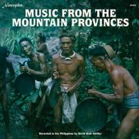 VARIOUS - Music from the Mountain Provinces : LP