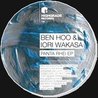 BEN HOO & IORI WAKASA - Panta Rhei : 12inch