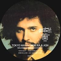 TOKYO MATT / MORI RA & ASN - Balearico Cosmico Editsu : MACADAM MAMBO (FRA)