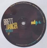 BRETT DANCER - The Hybrid EP : 12inch