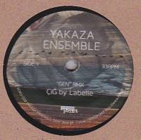 YAKAZA ENSEMBLE - Gen Rmx EP : 7inch