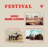 SUPER MAMA DJOMBO - Festival (Deluxe Edtion) : LP