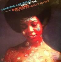 CANNONBALL ADDERLEY & NAT ADDERLEY SEXTET - Soul Zodiac : CAPITOL RECORDS (US)