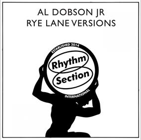 AL DOBSON JR. - Rye Lane Versions : 12inch