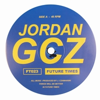 JORDAN GCZ - Digitalis EP : 12inch