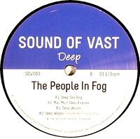 THE PEOPLE IN FOG - Deep EP (Elbee Bad Rmx) : 12inch