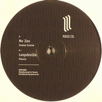 NU ZAU / LOOPDEVILLE - Cumse Cuvine : MOSS CO (UK)