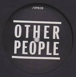 A.A.L. (AGAINST ALL LOGIC) - You Are The One : OTHER PEOPLE (US)