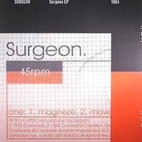 SURGEON - Surgeon EP (2014 Remaster) : 12inch