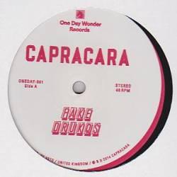CAPRACARA - Fake Drukqs / Blue Balloon : ONE DAY WONDER (UK)