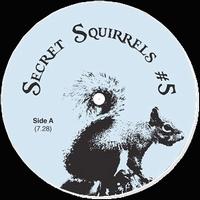 SECRET SQUIRREL - #5 : SECRET SQUIRREL (UK)