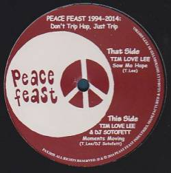 TIM LOVE LEE / DJ SOTOFETT - Moment Moving/Sow Mo Hope : 12inch