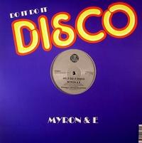 MYRON & E - Do It Do It Disco : 12inch