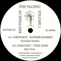 VARIOUS - RHYTHMS OF THE PACIFIC - Volume 1 Pacific Rhythm : 12inch