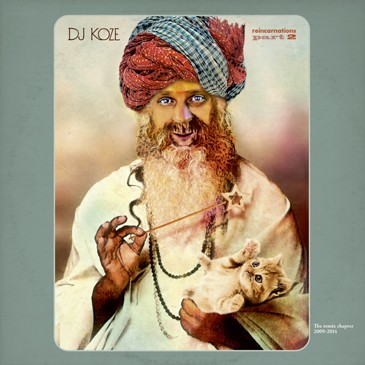 DJ KOZE - Reincarnations Part 2 : 3lp