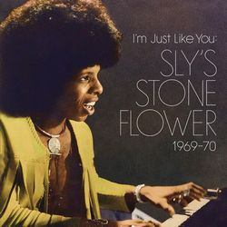 SLY STONE - I'm Just Like You: Sly Stone's Stone Flower 1969-70 : CD