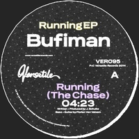 BUFIMAN - Running EP : 12inch