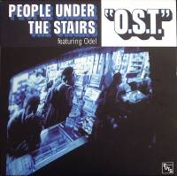 PEOPLE UNDER THE STAIRS - O.S.T. : 12inch