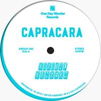 CAPRACARA - Digital Dungeon / Digital Dungeon (Remix) : 12inch