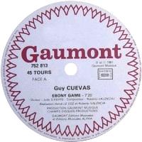 GUY CUEVAS - Ebony Games : 12inch