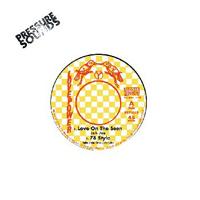 JAH JOE / JUNIOR BYLES/  KING TUBBY - Love on the Seen / Jah Power : 10inch