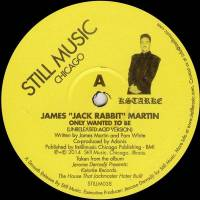 JAMES 'JACK RABBIT' MARTIN - There Are Dreams And There Is Acid : STILL MUSIC (US)