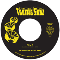BACAO RHYTHM & STEEL BAND - P.I.M.P. : 7inch