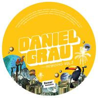 DANIEL GRAU - Reworks Vol.2 (by Box Aus Holz) : SONAR KOLLEKTIV (GER)