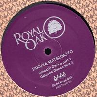TAKUYA MATSUMOTO - Galactic Dance : 12inch