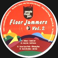 VARIOUS - FLOOR JAMMERS VOL.2 : 12inch
