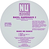 BASIL HARDHAUS 2 - Make Me Dance : NU GROOVE (US)