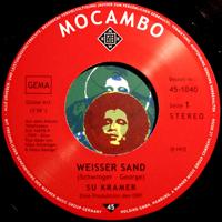 SU KRAMER - Weisser Sand : 7inch