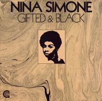 NINA SIMONE - Gifted & Black : LP