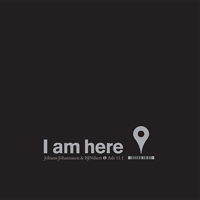 JOHANN JOHANNSSON & BJ NILSEN - I Am Here : LP