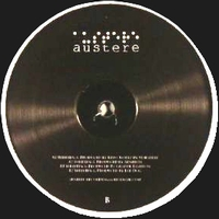 VARIOUS ARTISTS - Austerity Cuts Vol. 1 : 12inch