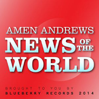 AMEN ANDREWS - News of the World EP : 12inch