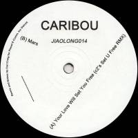 CARIBOU - Your Love Will Set You Free : 12inch