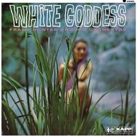 FRANK HUNTER & HIS ORCHESTRA - White Goddess : LP
