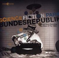 VARIOUS - Science Fiction Park Bundesrepublik : 2LP